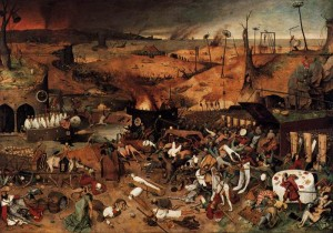 Brueghel's Triumph of Death